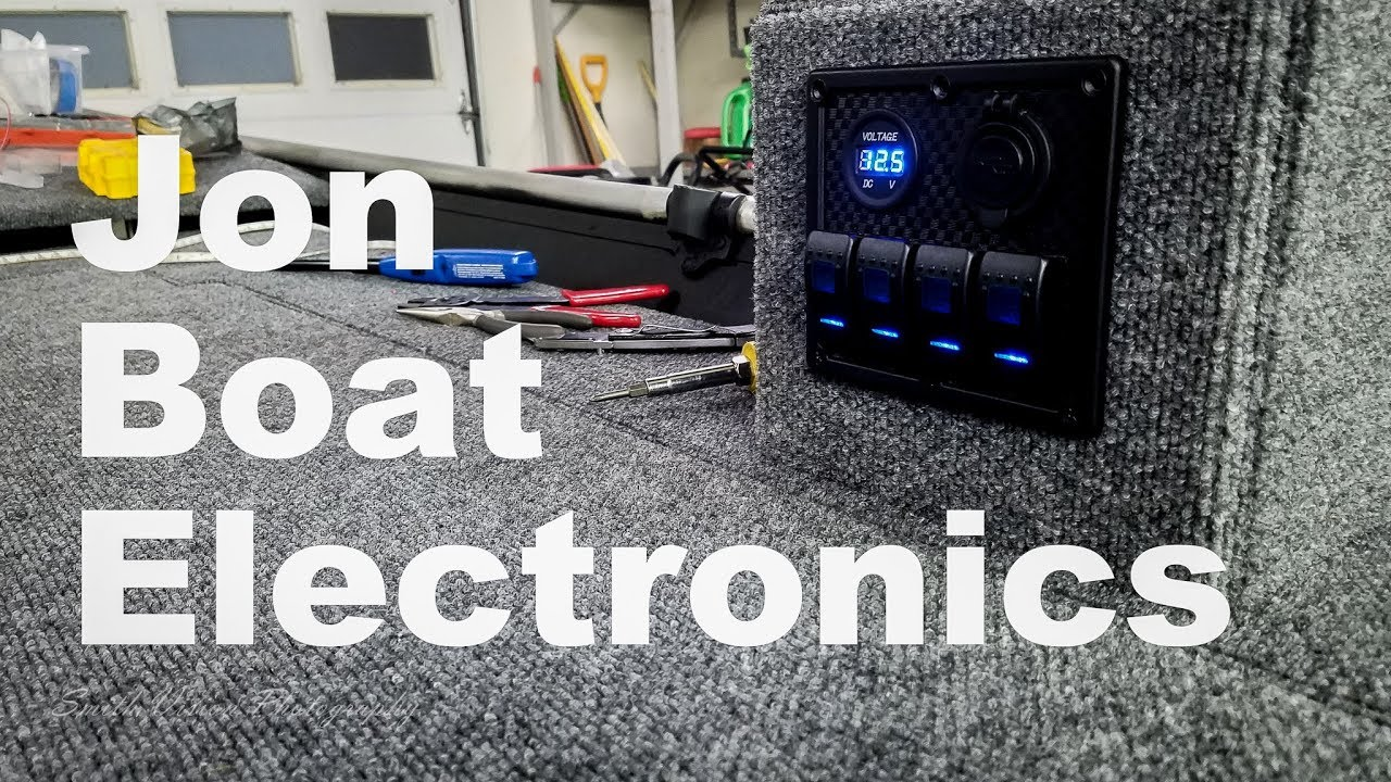 jon boat electronics how to wire jon boat to bass boat conversion schematic boat wiring diagram wiring boat
