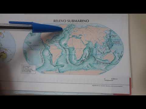 Dicas Para Vestibular - AS DORSAIS MESO-OCEÂNICAS #110