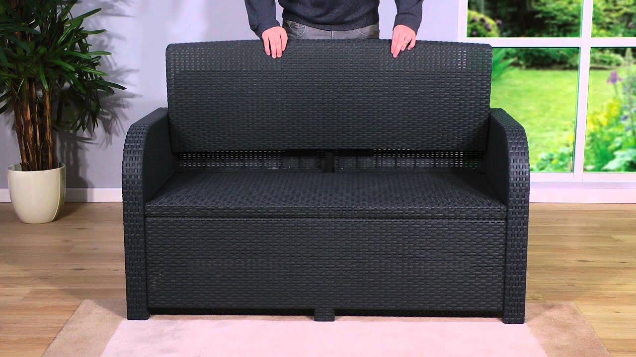 top how to assemble the allibert oklahoma lounge set with allibert hawaii