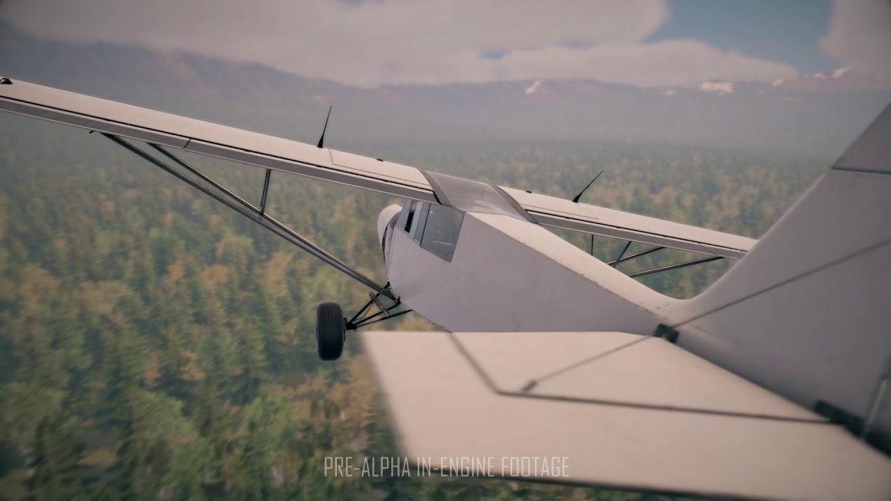 Deadstick: Bush Flight Simulator [PC] Debut Trailer