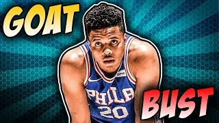BOLD Predictions For Markelle Fultz