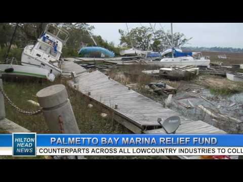 HILTON HEAD NEWS   Palmetto Bay Marina Relief Fund   2-20-2017