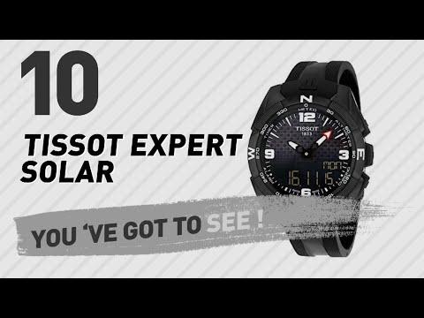 Top 10 Tissot Expert Solar // New & Popular 2017