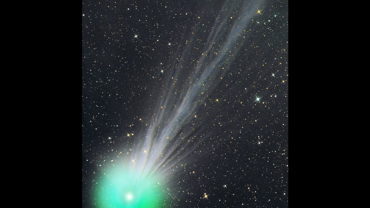 Electric Comets -- The Evidence Grows | Space News