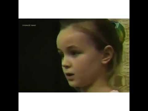 Полина Гагарина в детстве 2