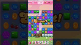 How to play Candy crush saga level 74