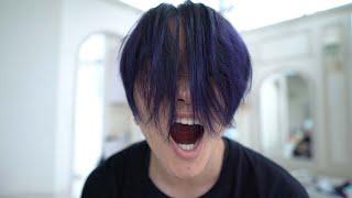 【営業終わり】4ヶ月ぶりに髪切ります!!!!!【カットVlog】
