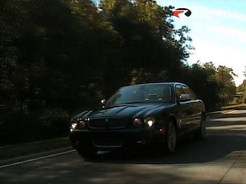 Roadfly.com - 2008 Jaguar XJ-Series Super V8