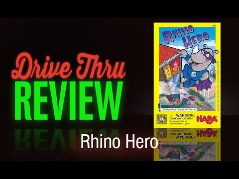 Rhino Hero Review