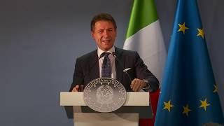 EU COUNCIL Summit:  CONTE - No DEAL Could Breach Treaty - Plan To Protect Italian Community