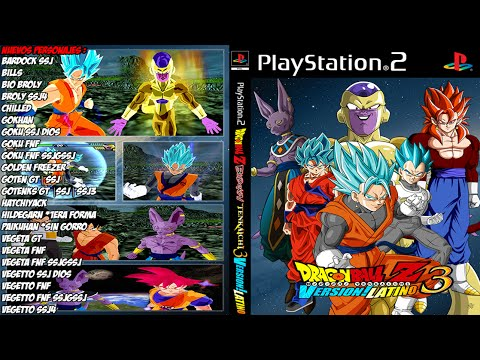 Como Descargar Dragon Ball Z Budokai Tenkaichi 3 Version Latino + Mods