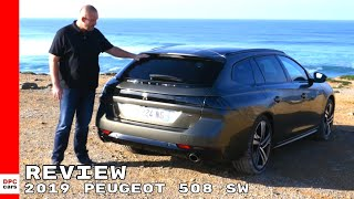 2019 Peugeot 508 SW Wagon 1.6 Review
