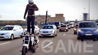 Mad Rider Kills the Streets - Стантрайдинг по Москве