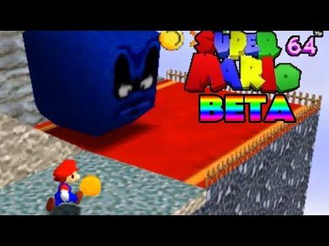 Super Mario 64 BETA - SM64 Mod Showcase
