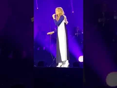 Celine Dion - Ashes (Vegas - June 09, 2018)