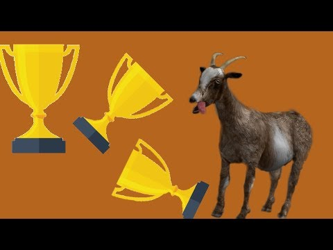 android goat simulator trophy locations