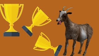 Goat Simulator: Payday (ALL TROPHY LOCATIONS)
