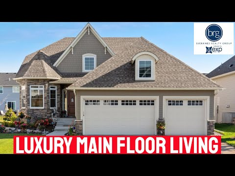 Home For Sale In Woodbury, MN - One-Level Luxury Living