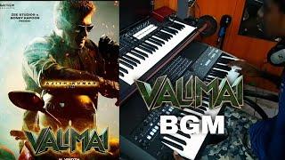 Valimai motion poster bgm | Ajith kumar | H.Vinoth | MJ | Yuvan shankar raja