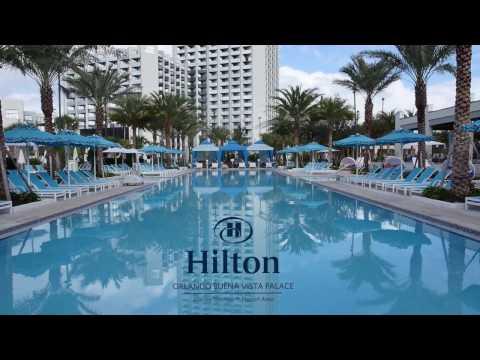 Hilton Buena Vista Palace Disney Springs Resort Area Hotels