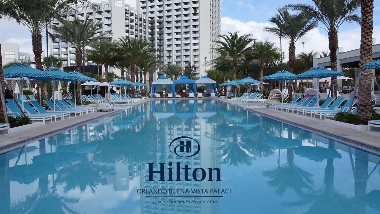 Hilton Hotel Walt Disney Resort Orlando
