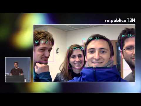 re:publica 2016 – Adam Harvey: Computer Vision, Surveillance, and Camouflage on YouTube