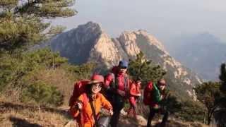 태산 알롱산 트레킹 팸투어