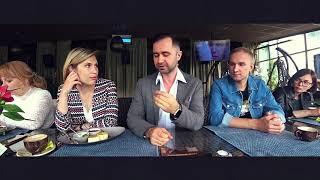 Смотреть видео Бизнес завтрак в Москве онлайн