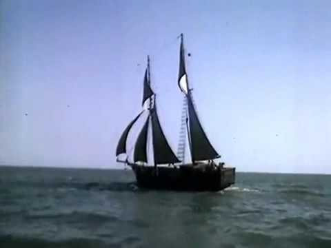 """The Sea Wolf"" part three (Soviet version of film by novel of Jack London. Translated to English)"