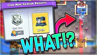 ummmWHAT!?!  Bats Go CRAZY!? :: Clash Royale