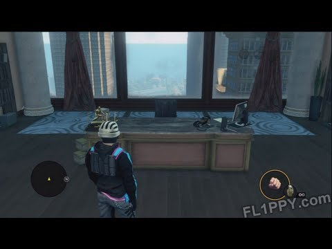 How to glitch into the Mayors office in Saints Row: The Third