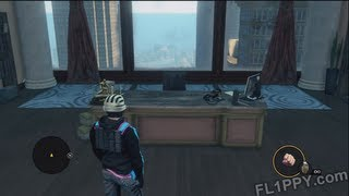 How to glitch into the Mayors office in Saints Row: The Third Thumbnail