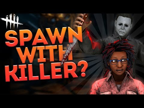 SPAWN WITH KILLER?! (Dead by Daylight Random Moments Ep  50)