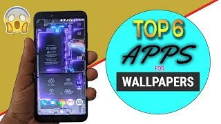 TOP 6 APPS FOR BEST AND COOLEST WALLPAPER /3D and 2D WALLPAPER  Most useful apps for android 2019 screenshot 5