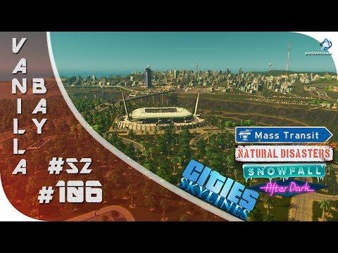 Cities: Skylines [Mass Transit DLC]🏥#S2#106 - Fussball [HD] [Gameplay] [Deutsch] [German] |