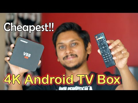 Cheapest 4K Android 6.0 TV Box Review | Only 1700Rs!!
