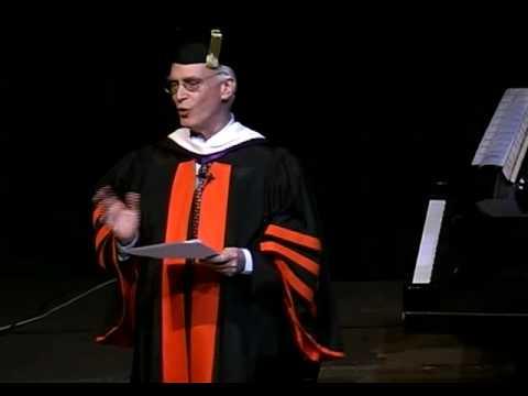 58th University of Chicago Hillel Latke-Hamantash Debate 2004 (Philip Gossett Part 2)