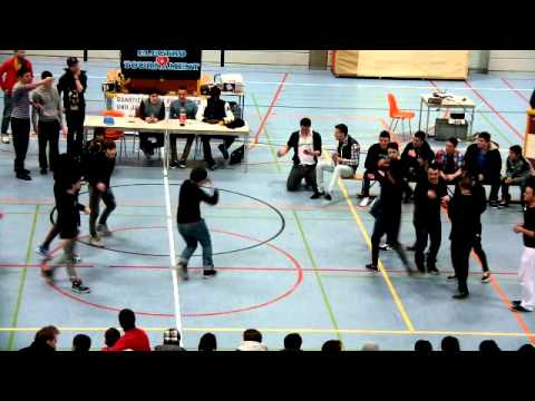 :..[ Suisse Electro Tournament 2 -- 87 Crew vs. Electro Flow (Group Stage) ]..: