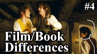 How Gollum got caught, the One Ring found & Songs - LotR Film & Book Differences and Lore explained