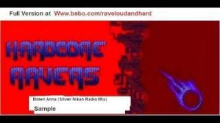 Boten Anna (Silver Nikan Radio Edit)