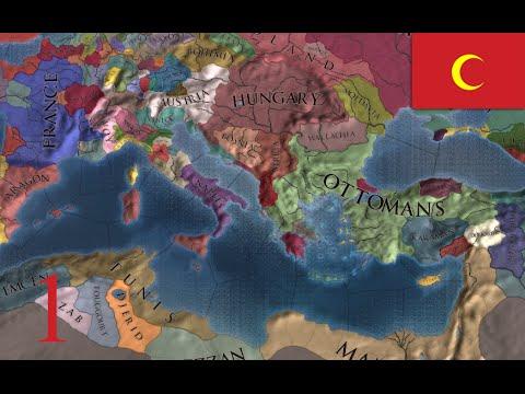 EU4: Definitely the Sultan of Rum Achievement
