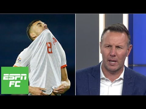 Croatia get retribution for Spain's September thrashing   UEFA Nations League