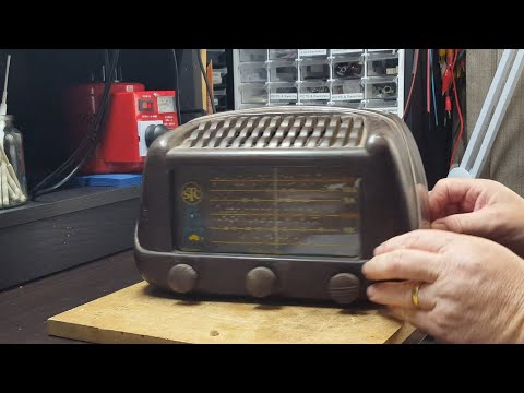 Vintage Radio Restoration - STC A5130 Part 1 - Look Over And Caps Replacement