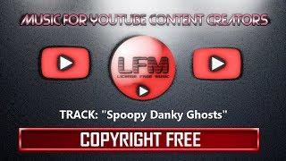 "Royalty Free Music - ""Spoopy Danky Ghosts"" (Fun / Halloween / Dance)"