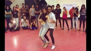 Cornel and Rithika | Bachata Sensual | The Motion,Sango version-Drake | Dj Bs Bachata Remix