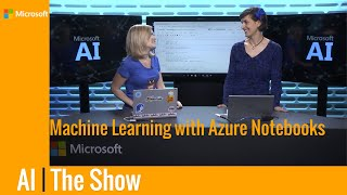 Machine Learning with Azure Notebooks
