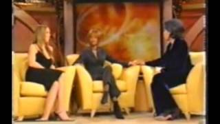Mariah Carey & Whitney Houston @ Oprah Winfrey Show - Part 4