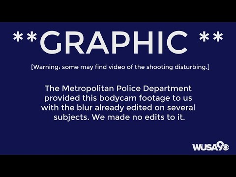 **WARNING** Full Video : Body Cam Footage Of MPD Officer Shooting 18-year-old Deon Kay