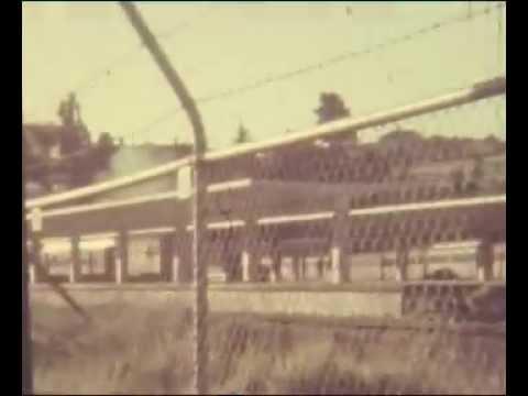Hobart Railway Station 1960s