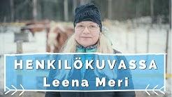 Henkilökuvassa kansanedustaja Leena Meri